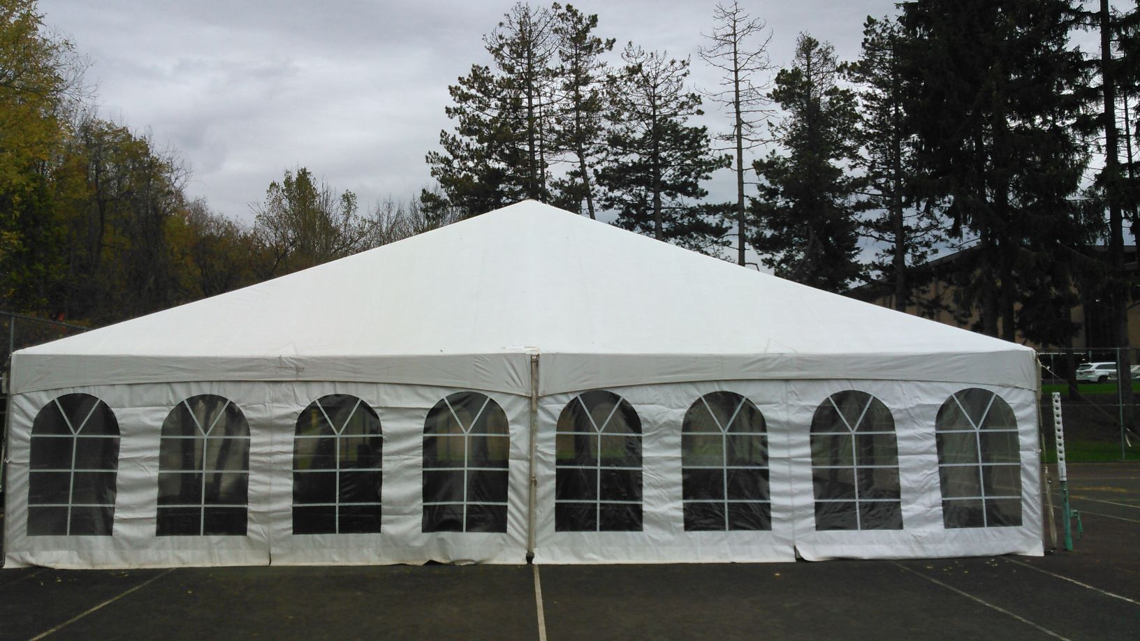 Frame Tents – Cline\'s Tent Rental Inc