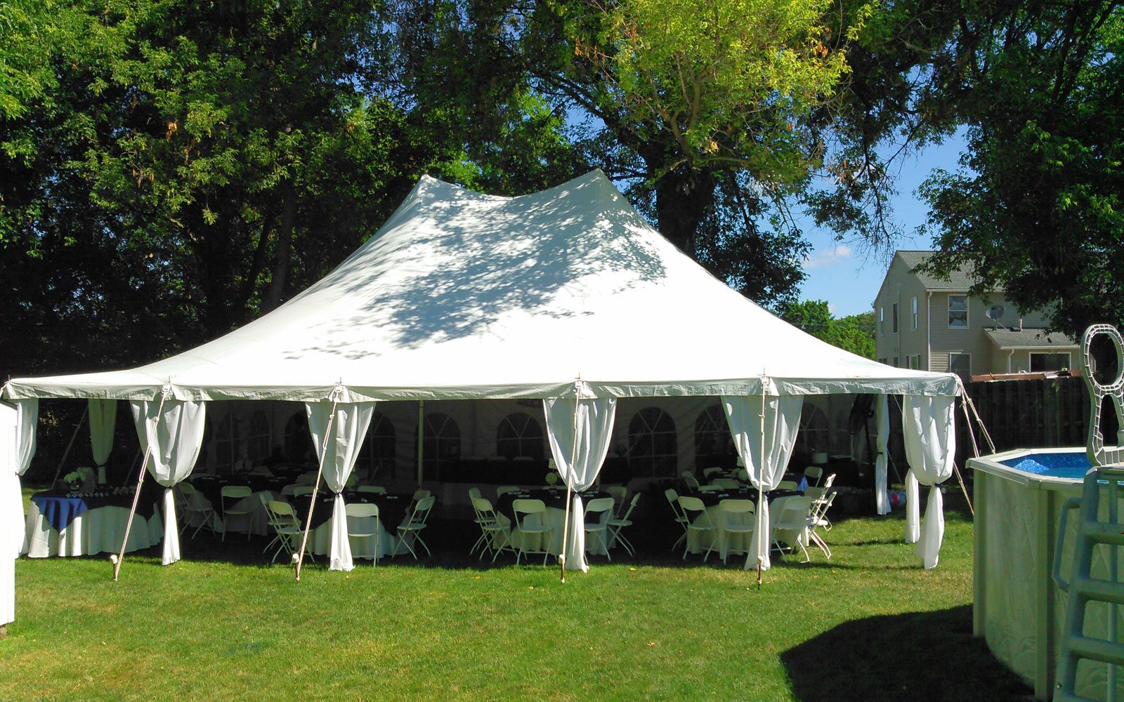 Receptions & Clineu0027s Tent Rental Inc u2013 Clineu0027s Tent Rental Inc